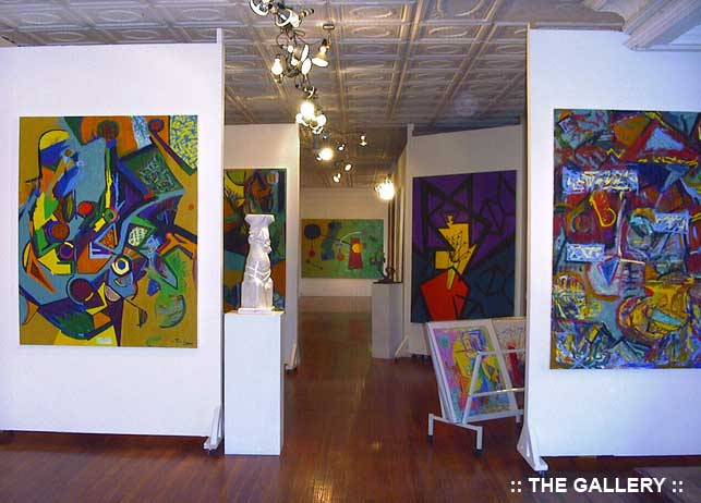 Abstract Art Paintings Prints Sculpture The Gallery Stamford New York ...